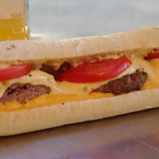 Burger Pas Faim
